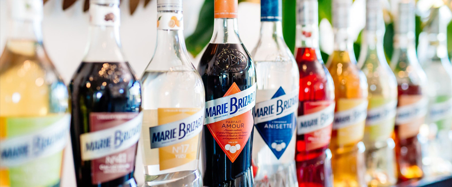 Liqueurs | Marie Brizard