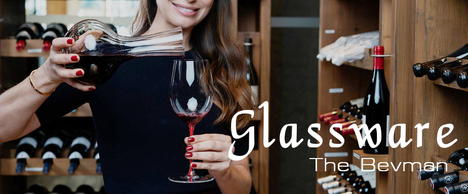 GLASSWARE & WINE EQUIPMENT