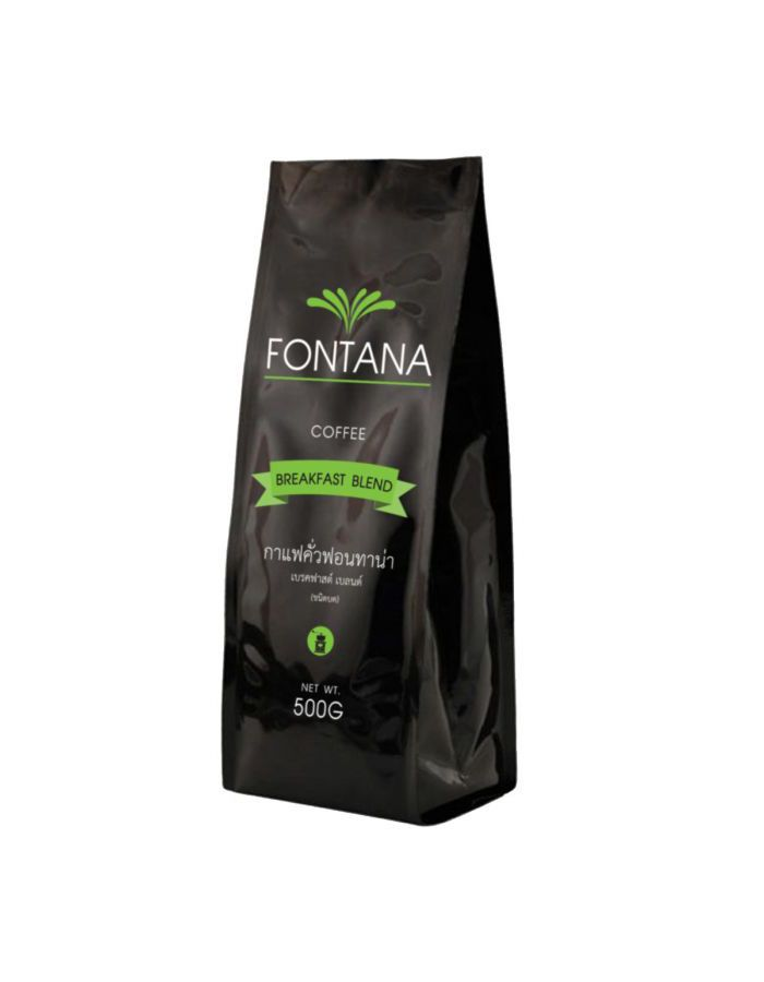 Fontana Coffee Breakfast Blend (Ground) 500g