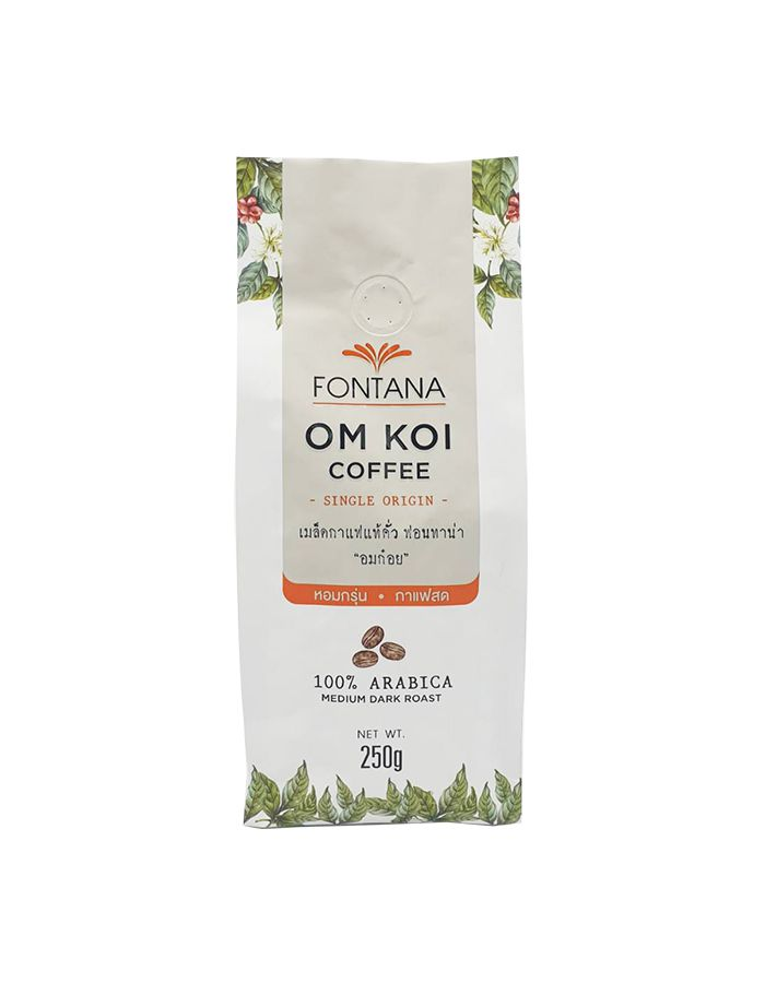 Fontana Coffee Breakfast Blend (Beans) 500g