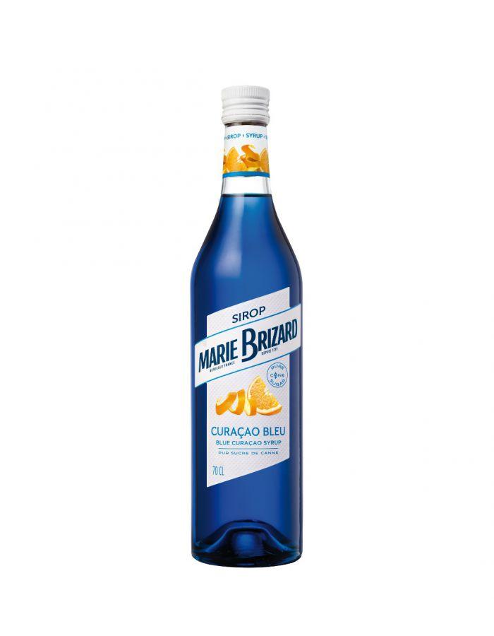 Marie Bizard Blue Curacao Syrup (รสคูราเซา)