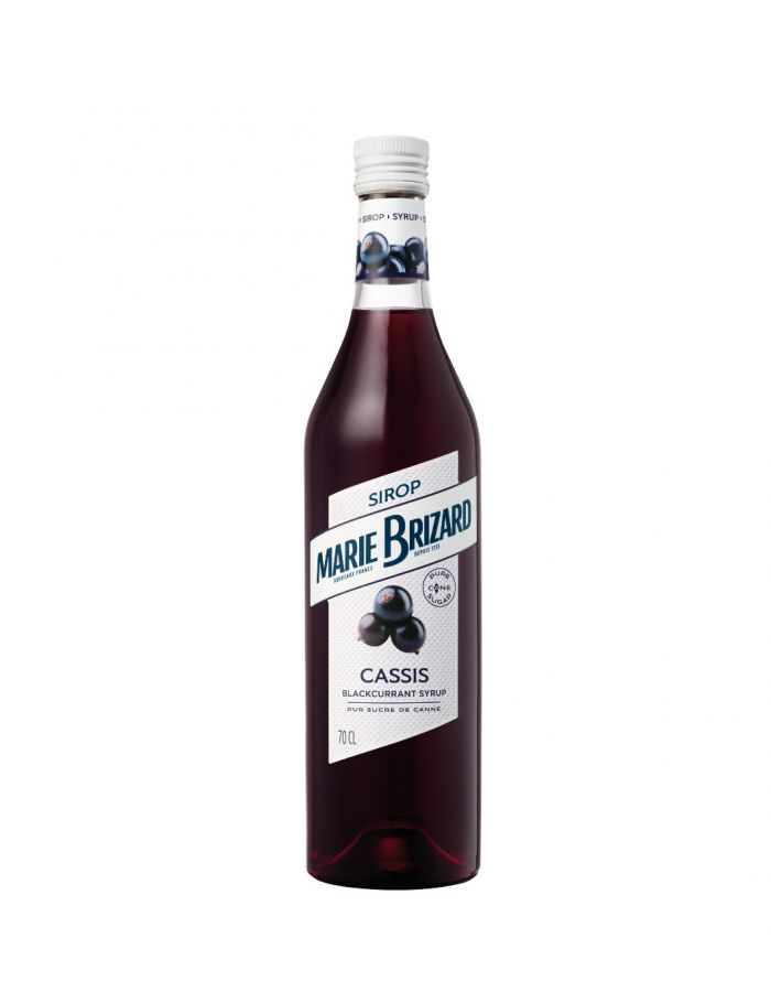 Marie Brizard Blackcurrant Syrup