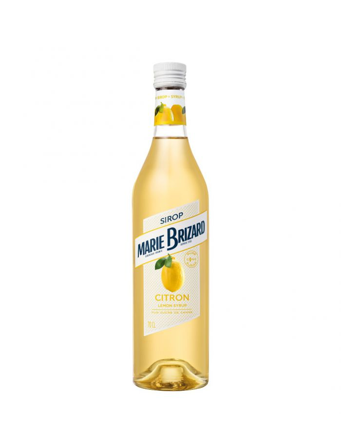 Marie Brizard Lemon Syrup