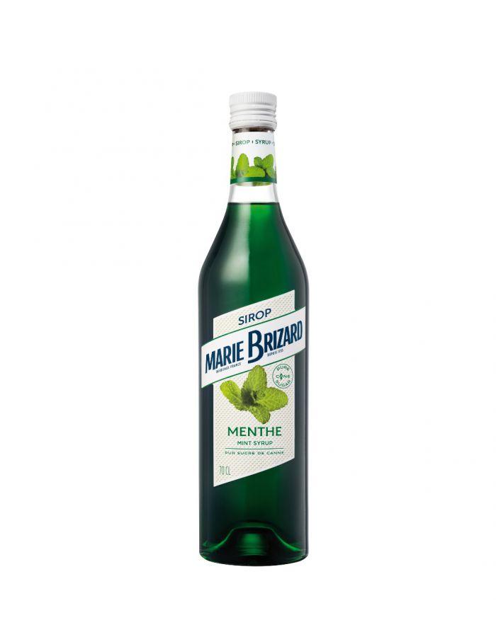 Marie Brizard Green Mint Syrup (รสกรีนมิ้น)