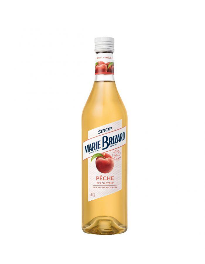 Marie Brizard Peach Syrup (รสลูกพีช)