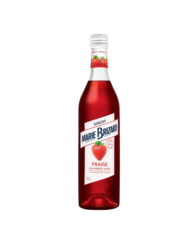 Marie Brizard Strawberry Syrup