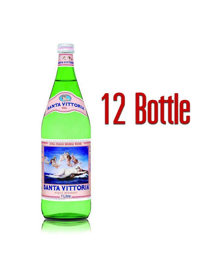 (Buy 2 get 1) Santa Vittoria Mineral Still 1000ml / 12 Bottle