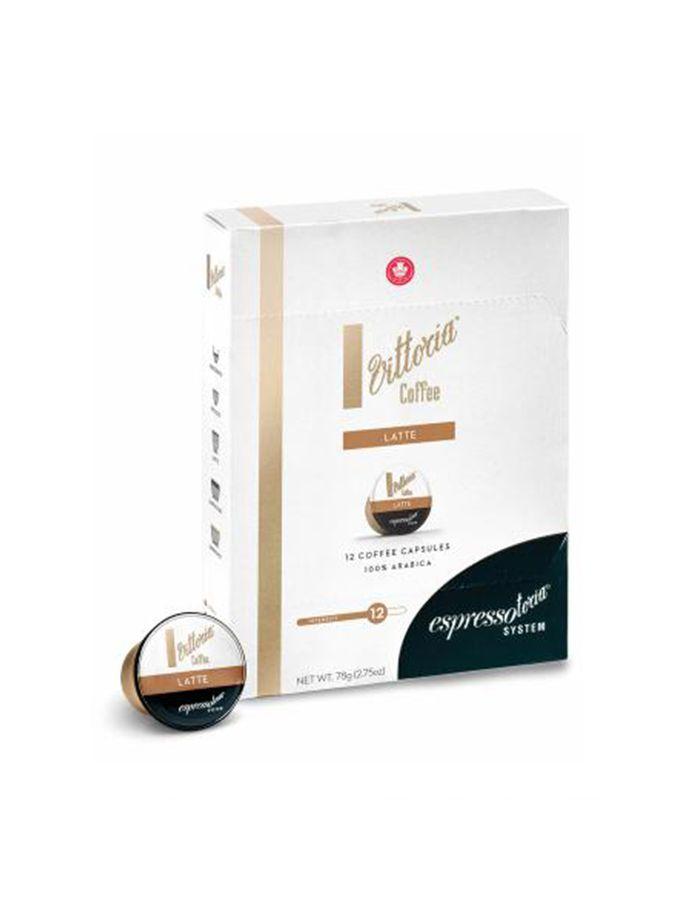 กาแฟแคปซูล Vittoria Coffee Capsule-Late