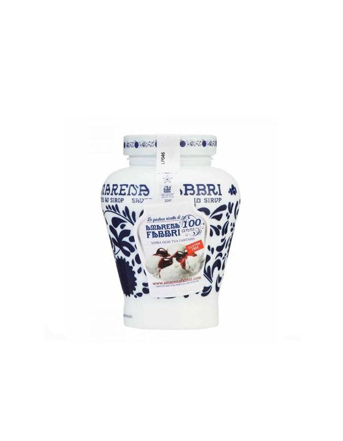 Fabbri Amarena: Wild Cherry in Heavy Syrup 600G
