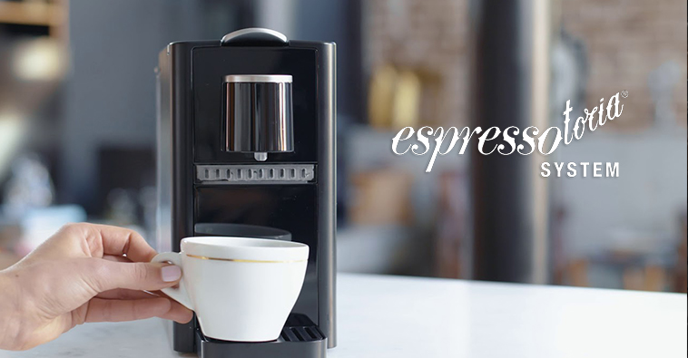 Capino Capsule Coffee Machine