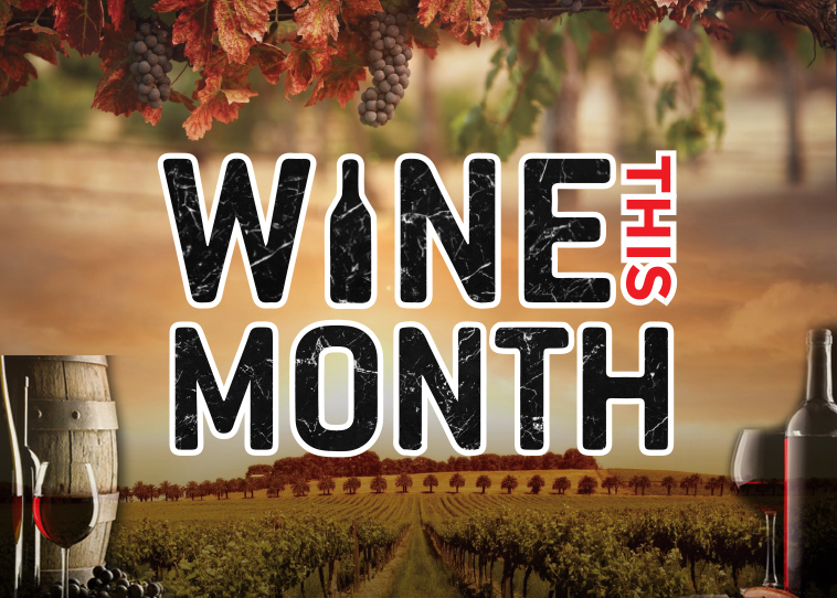 WINE THIS MONTH
